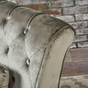 Rafaela Tufted New Velvet Chaise Lounge
