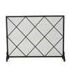 Hayden Single Panel Iron Fire Screen