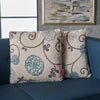 Velvin New Velvet Throw Pillow (Set of 2)