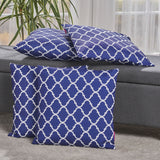 Amberlynn Fabric Throw Pillows - Set of 4