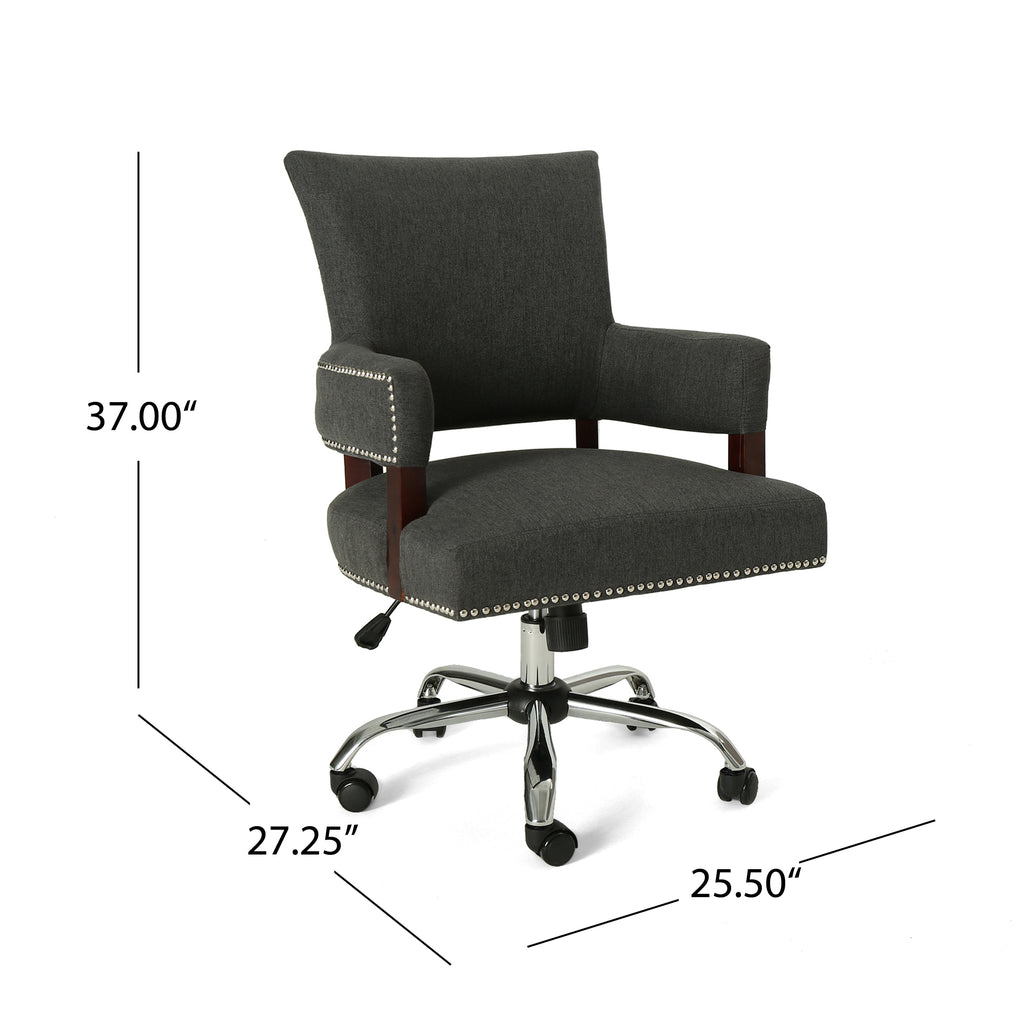 May Traditional Home Office Chair Gdf Studio