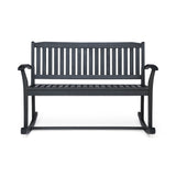 Dexter Patio Glider Bench