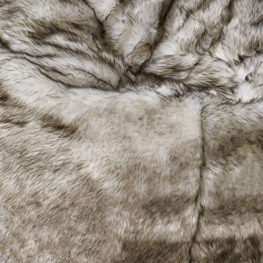 Laraine Furry Glam 3 Ft. Bean Bag