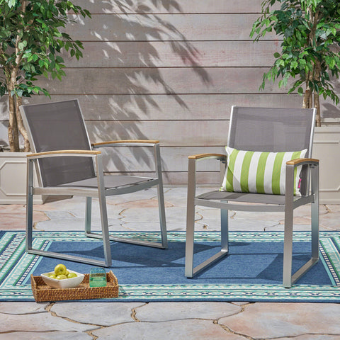 Aubrey Patio Dining Chairs