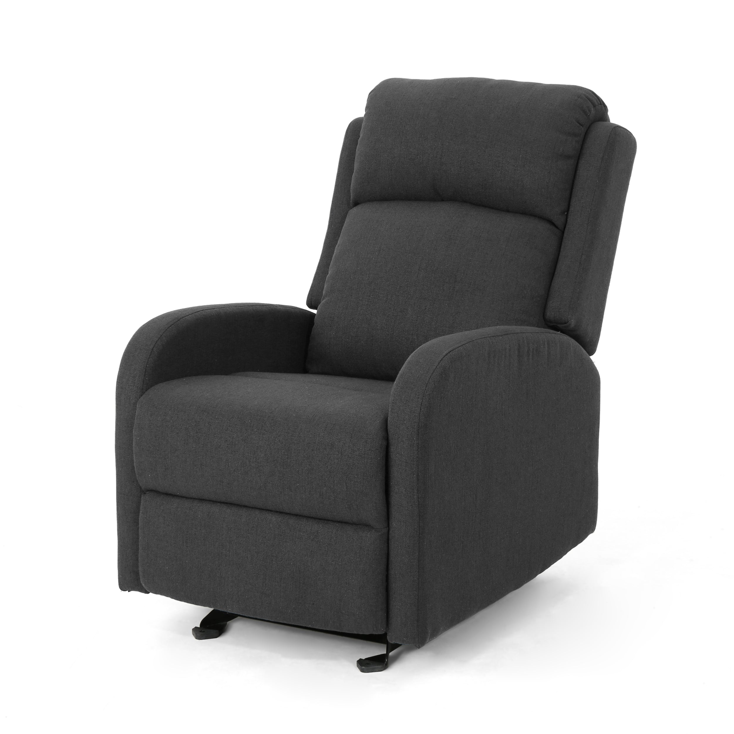 Amallie Fabric Rocking Recliner