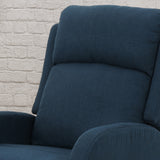 Ava Fabric Rocking Recliner