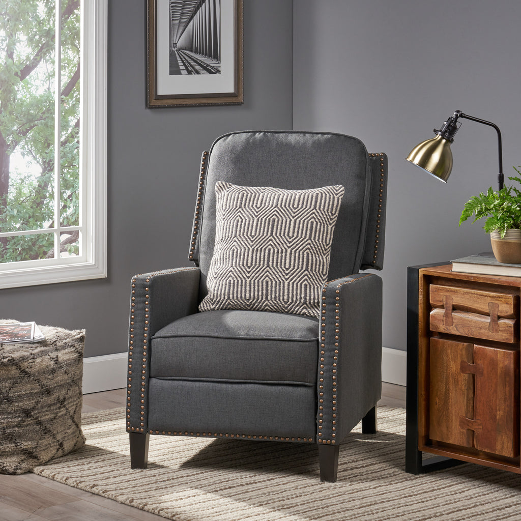 Armstrong Traditional Fabric Recliner