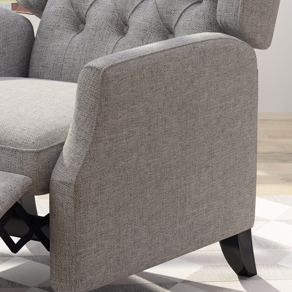 Diana Traditional Wingback Recliner