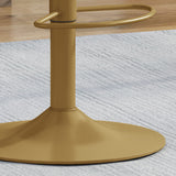 Averie Adjustable Seats Barstool