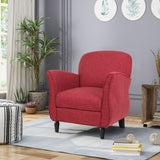Crew Traditional Tweed Armchair
