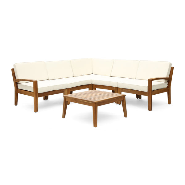 Roy 5-Piece Outdoor Sectional Sofa Set