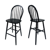 Lopez Spindle Bar Stools (set of 2)