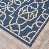 Alfonso Outdoor Geometric Area Rug