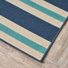 Jackie  Outdoor Geometric Area Rug