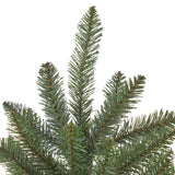 7-foot Norway Spruce Pre-Lit or Unlit Hinged Artificial Christmas Tree