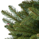 9-foot Norway Spruce Pre-Lit or Unlit Hinged Artificial Christmas Tree
