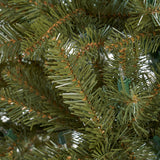 7-foot Dunhill Fir Pre-Lit or Unlit Hinged Artifical Christmas Tree
