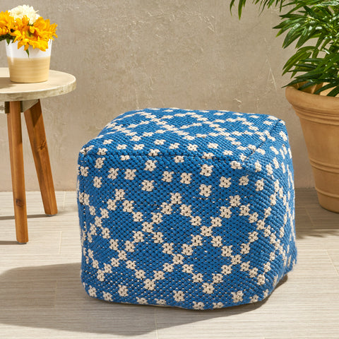 Ophelia Outdoor Cube Pouf