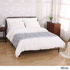 Viviana Queen Size Fabric Duvet Cover