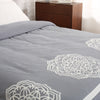 Liliana Queen Size Fabric Duvet Cover
