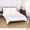 Charli Queen Size Fabric Duvet Cover