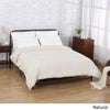 Zoey Queen Size Fabric Duvet Cover