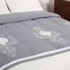 Bodhi Queen Size Fabric Duvet Cover
