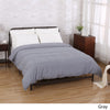 Rosalyn Queen Size Fabric Duvet Cover