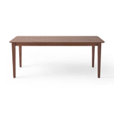 Odelia Rectangular 8 Seat Farmhouse Dining Table