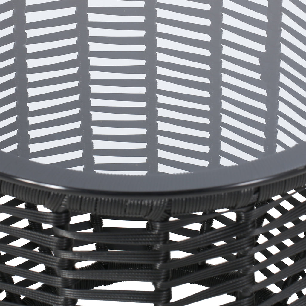 Ola Outdoor Modern 2 Seater Chat Set