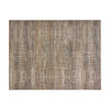 Katherine Outdoor Contemporary Area Rug, Gray and Beige