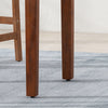 Shazil Acacia Wood Bar Table