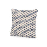 Jahari Boho Cotton Throw Pillow