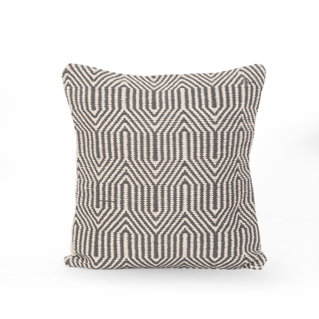 Yichen Boho Cotton Pillow Cover (Set of 2)