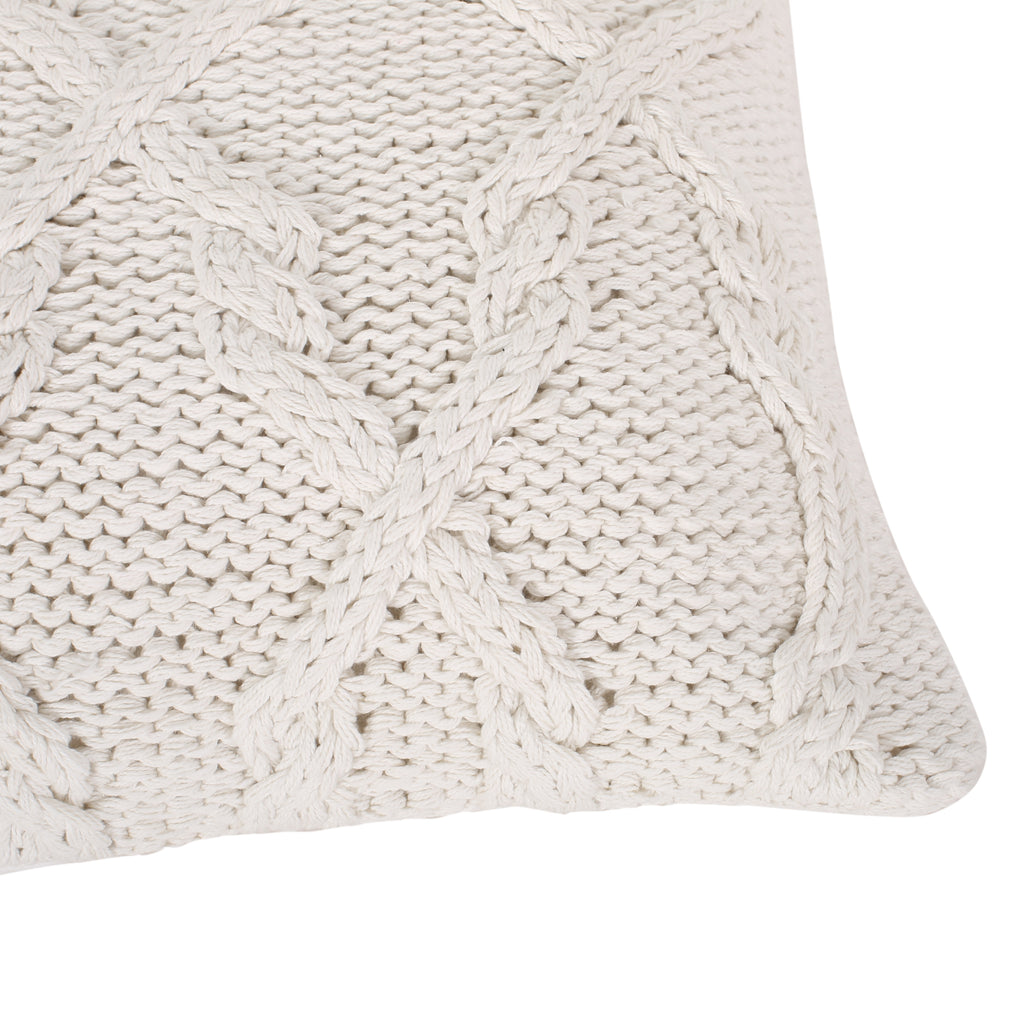 Ridhima Boho Cotton Throw Pillow