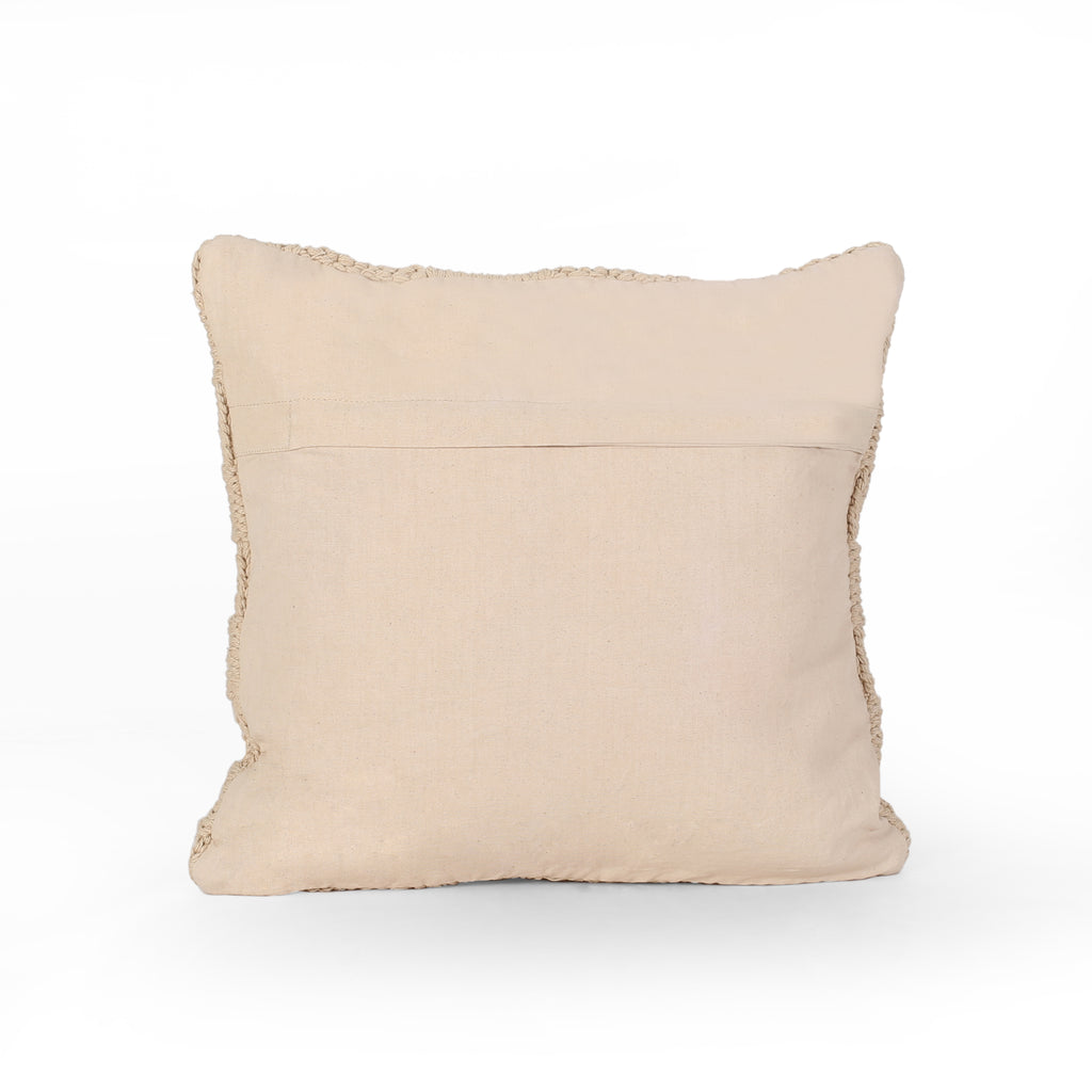 Merle Boho Cotton Pillow Cover