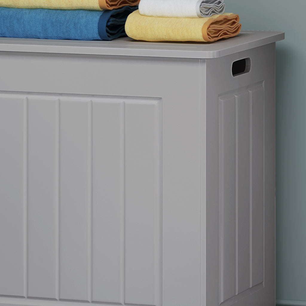 Maat Modern Laundry Hamper with Lid