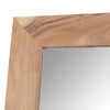 Celenia Rustic Floor Mirror with Acacia Wood Frame