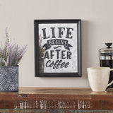 Marguerite Inspirational Coffee Wall Art