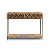 Laylonie Boho Console Table