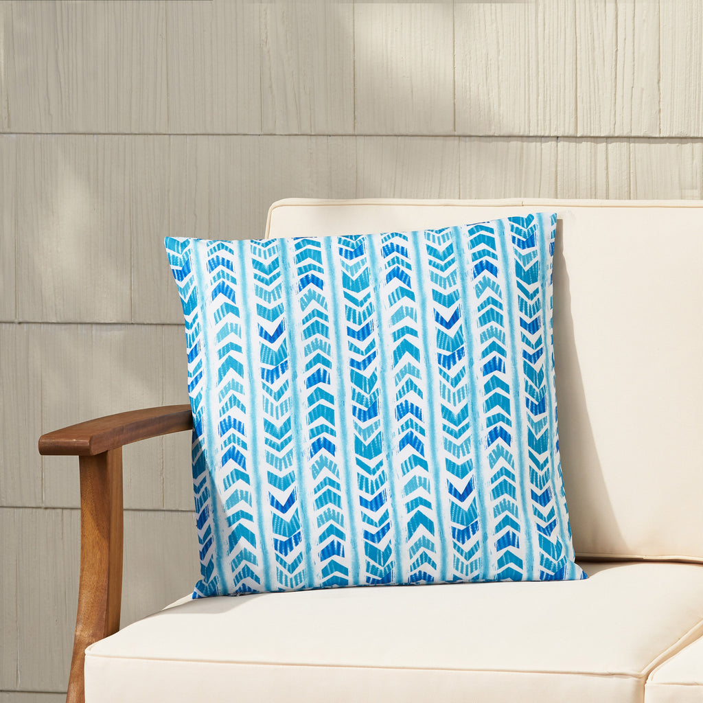 Bonita Modern Outdoor Pillow Cover