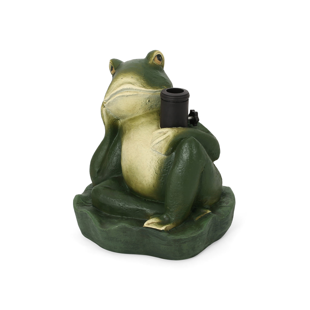 Ananda Frog Umbrella Base