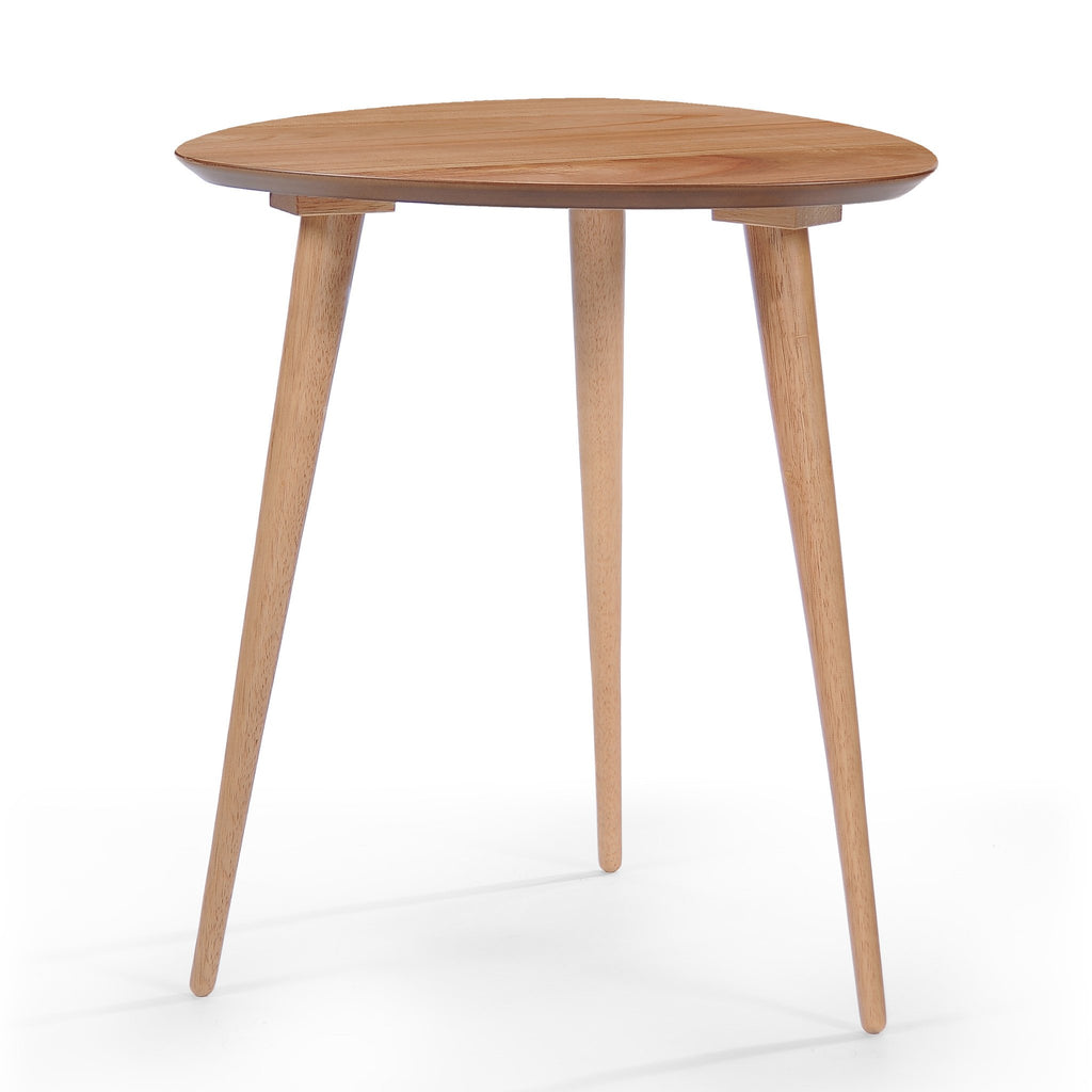 Finnian Wood Finish End Table