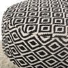 Stormy Handcrafted Boho Fabric Stool