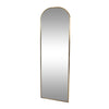 Autry Contemporary Rounded Rectangular Leaner Mirror