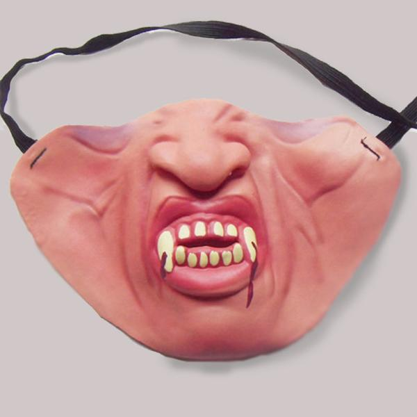 Funny Halloween Party Mask Latex Clown - shopaholicsonlyco