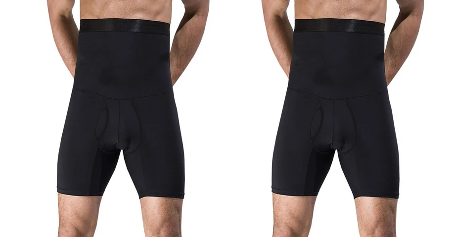 Men's Slimming Shorts 2-Pack