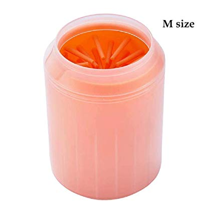 Silicone Pet Foot Washer Bucket - shopaholicsonlyco