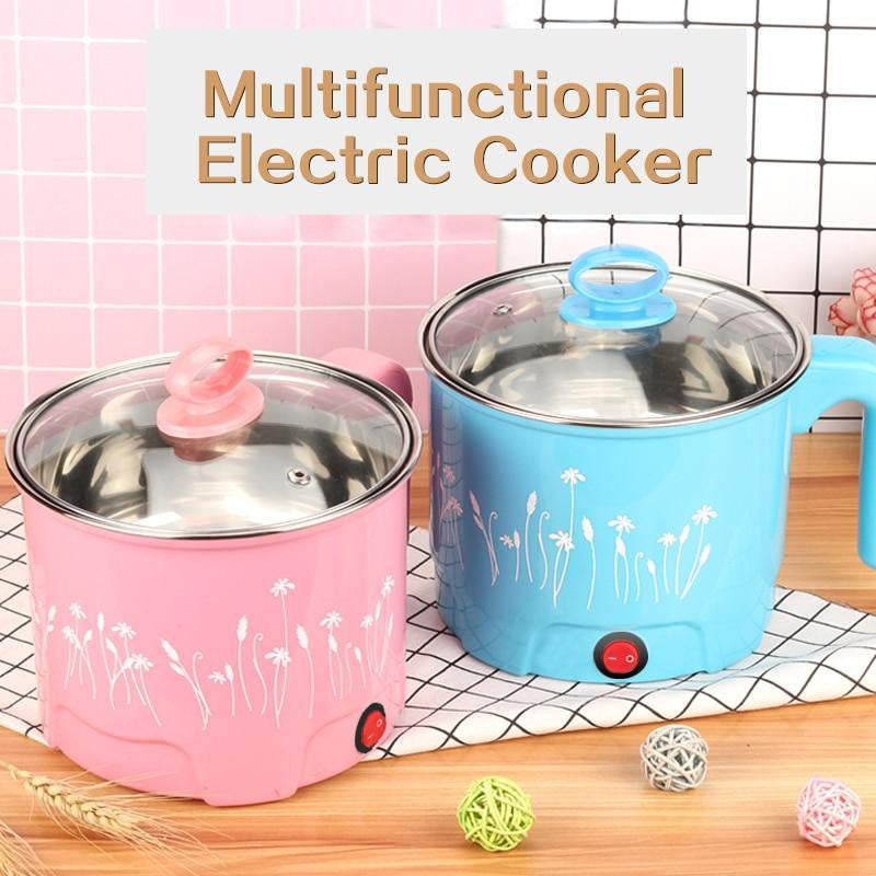 Multifunction Electric Cooker - shopaholicsonlyco