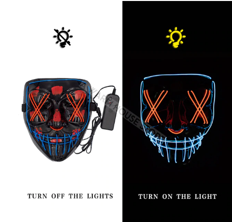 Led Purge Masks - shopaholicsonlyco